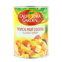 California Garden Tropical Fruit Cocktail in Light Syrup 565g