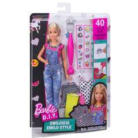 Barbie D.I.Y. Emoji Style-Blonde