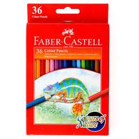 Faber-Castell Color Pencil Color Nature 36'S