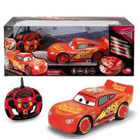 Dickie Toys - Cars 3 RC Feature Lightning Mcqueen 1:16