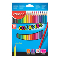 Maped Color Peps Pencil 18Pc Set