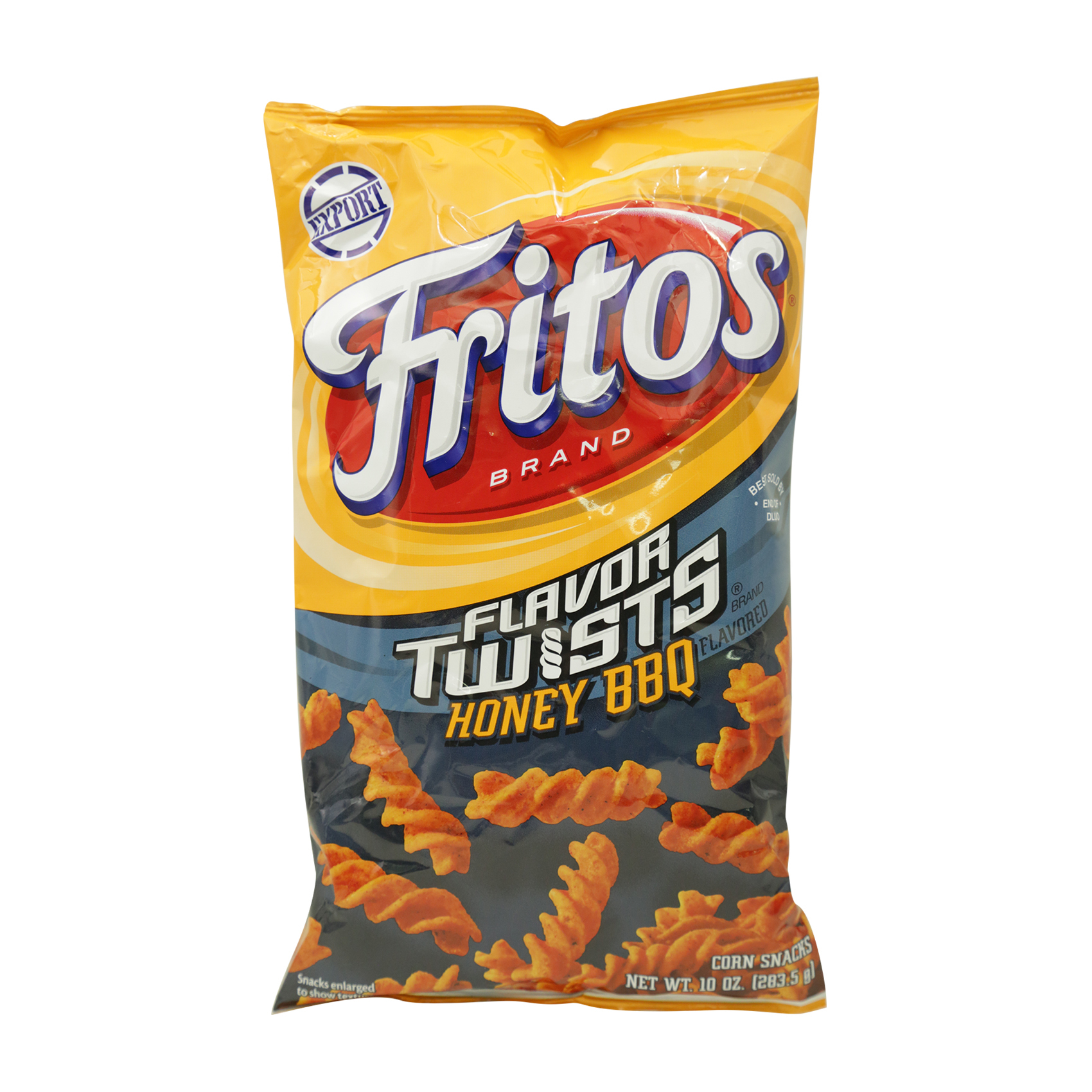 FRITOS HONEY BBQ TWISTED 283G