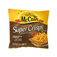 McCain Seasoned Super Crisps Fries 1.5Kg