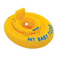 INTEX My Baby Float 70 Cm Ages 6-12 Months Yellow