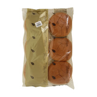 "Modern Bakery 5"" Plain Sliced 1Package x 6 Pieces"