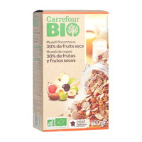 Carrefour Bio Organic Muesli 500g