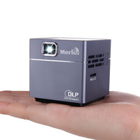 Merlin Cube Mobile Pocket  Projector