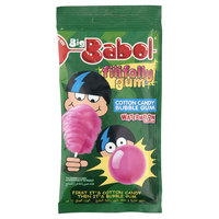 Big Babol Filifolly Cotton Candy Bubble Gum Watermelon 11g