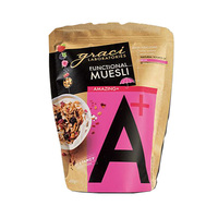 Graci Muesli Cereal His Power 400GR