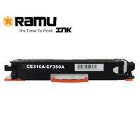 رامو خرطوشة حبر ليزرية متوافقة مع إتش بي CE310/CF350A لون أسود