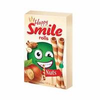 Flis Happy Smile Rolls Nuts 120GR