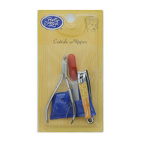 Pretty Miss Cuticle Nipper 3 Pieces
