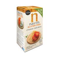 Narin's Gluten Free Cheese Oats Cake 180GR
