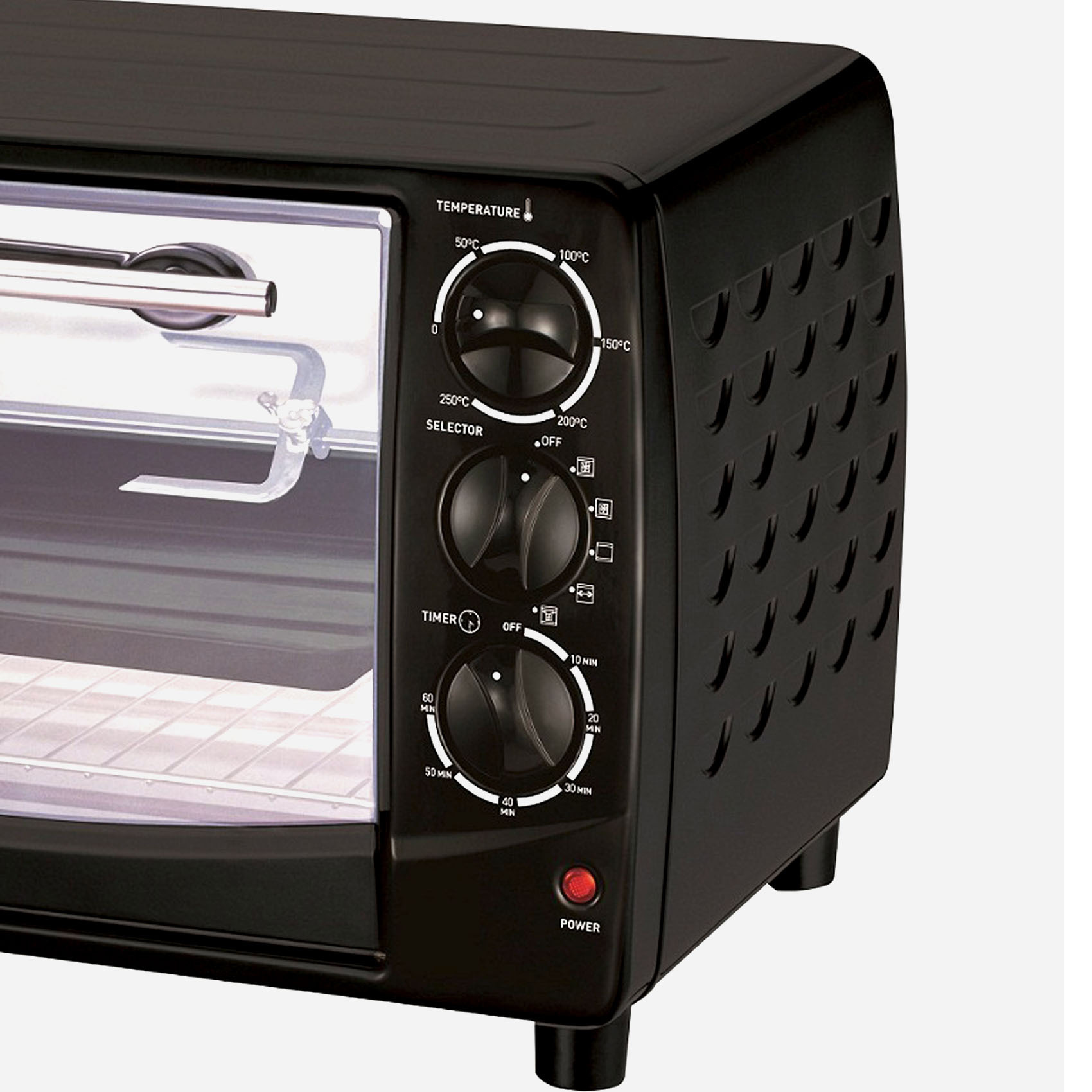 B&D OVEN TOASTER GRILLER TRO55-B5