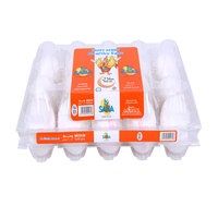 Saha White Medium Eggs x15
