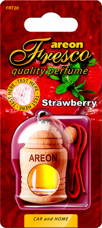 Areon Air Freshener Strawberry Fresco