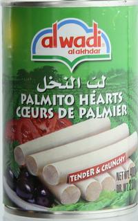 Al Wadi Palmito Hearts 400g