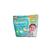 Pampers Diapers Active Baby Jumbo Pack Size 6 36 Pieces