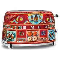 Smeg Toaster DOLCE&GABBANA TSF01DGUK