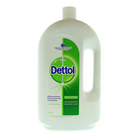 Dettol Original Antiseptic Disinfectant All-Purpose Liquid Cleaner 4 L