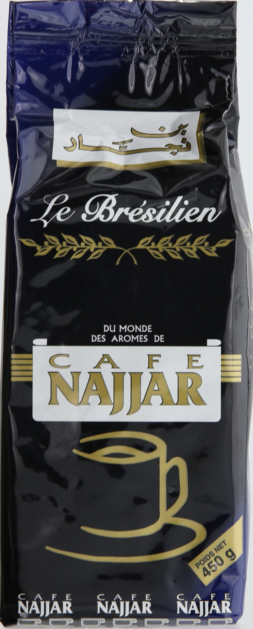 NAJJAR COFFEE LE BRESILIEN NOR 450G