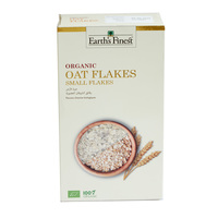 Earth's Finest Organic Oat Small Flakes 450g