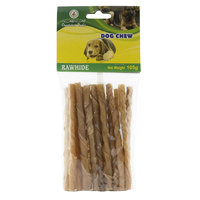 Creature's Oasis Dog Chew Rawhide Twisted 105g