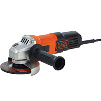Black&Decker Grinder 650W+3Pcs Bit
