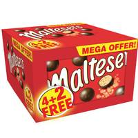 Maltesers 4+2 37gx6