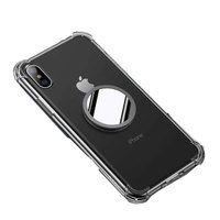 Totudesign Case iPhone XS Max Clear Holder