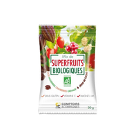 Comptoirs & Compagnies Superfruits & Feves Cacao 30GR
