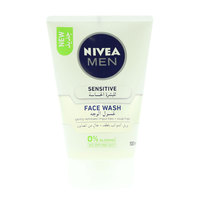 Nivea Men Sensitive Refreshing Face Wash 100ml