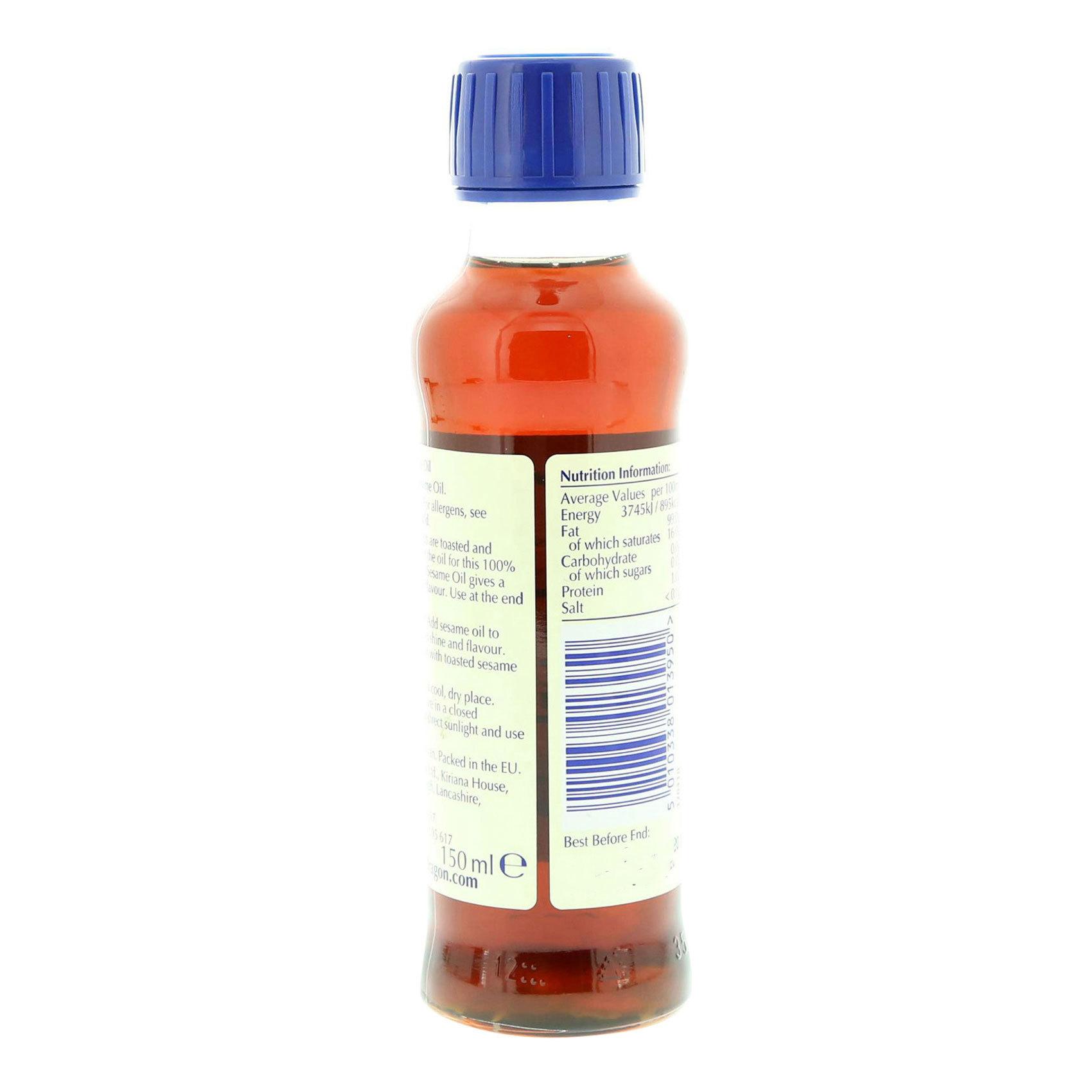 B.DRAGON SESAME OIL 150ML