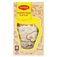 Maggi Mushroom Instant Soup 12gx4