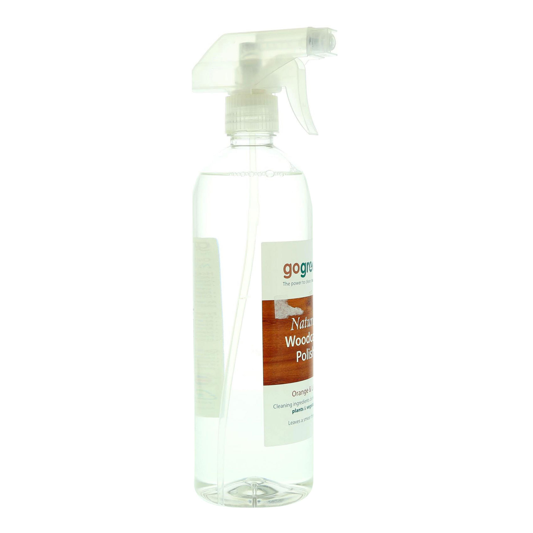GO GREEN WOODCARE POLISH 750ML