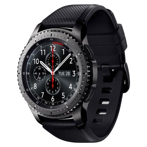 Samsung-Smart-Watch-Gear-S3-Frontier-Black