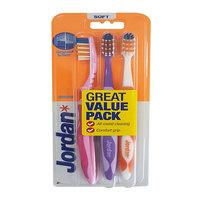 Jordan Advanced Cleaning Toothbrush 3 Soft