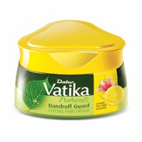Vatika Dabur Hair Cream Lemon-Oily 120G