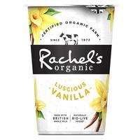 Rachel's Organic Luscious Vanilla Yogurt 450g