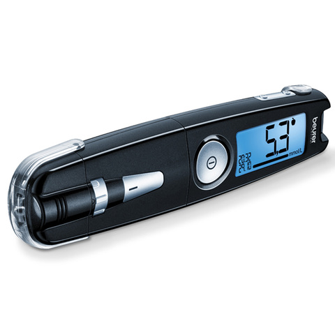 Beurer-Glucose-Monitor-Gl50