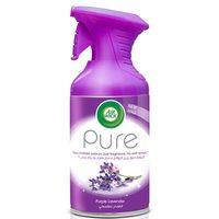 Air Wick Air Freshener Aerosol Pure Purple Lavender 250 ml