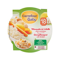 Carrefour Baby Blanquette De Volaille Assorted 260GR