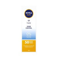 Nivea Cream Shine Control SPF 50 50ML