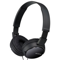 Sony Headphone MDR-ZX110LP Black