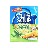 Batchelors Cup A Soup Cream of Vegetable with Croutons 122g
