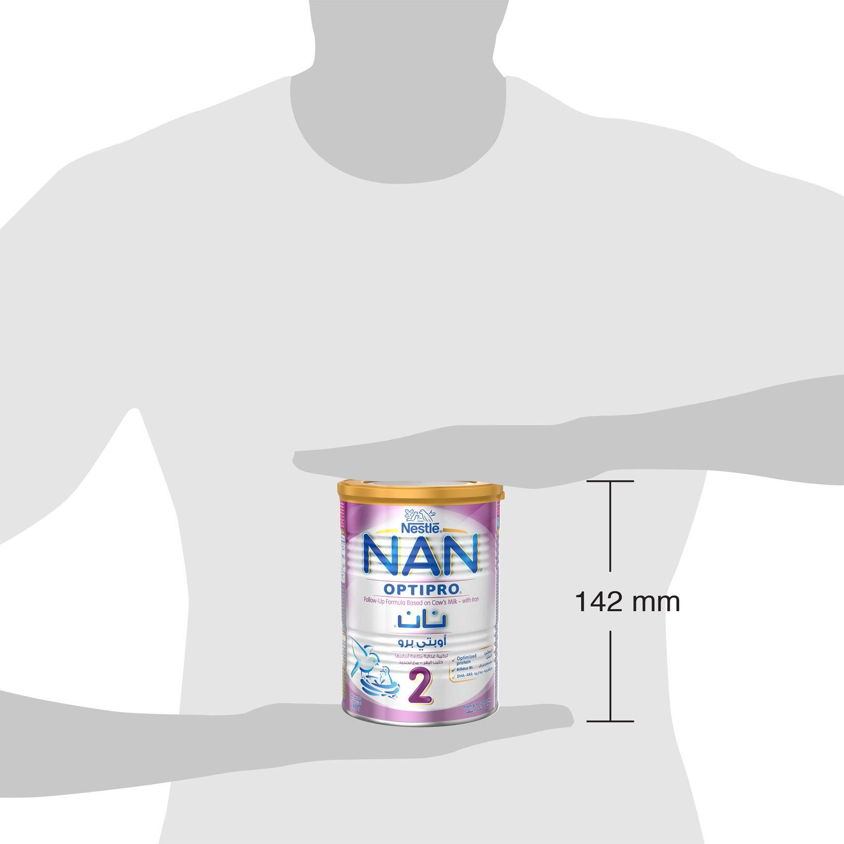 NAN 2 400GR