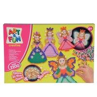 Art & Fun Ironing Beads Fairy & Princess