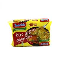 Indomie chicken curry 75 g × 10