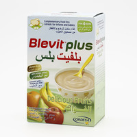 Blevit Plus Baby Food Fruits 300 g