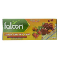 Falcon Zipper Freezer 50 Bags
